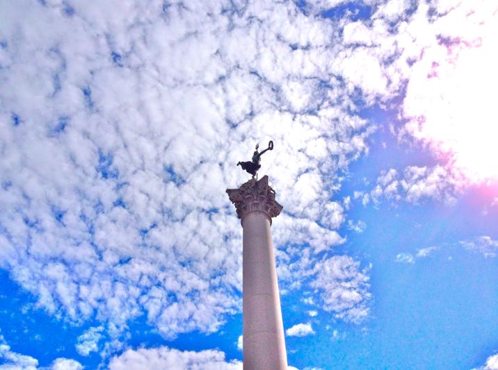 Statue of Victoria, Union Square